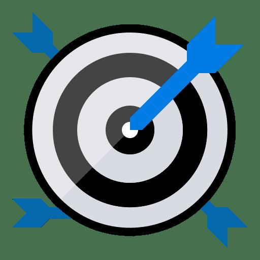 iconfinder goal target idea think objective 4288573