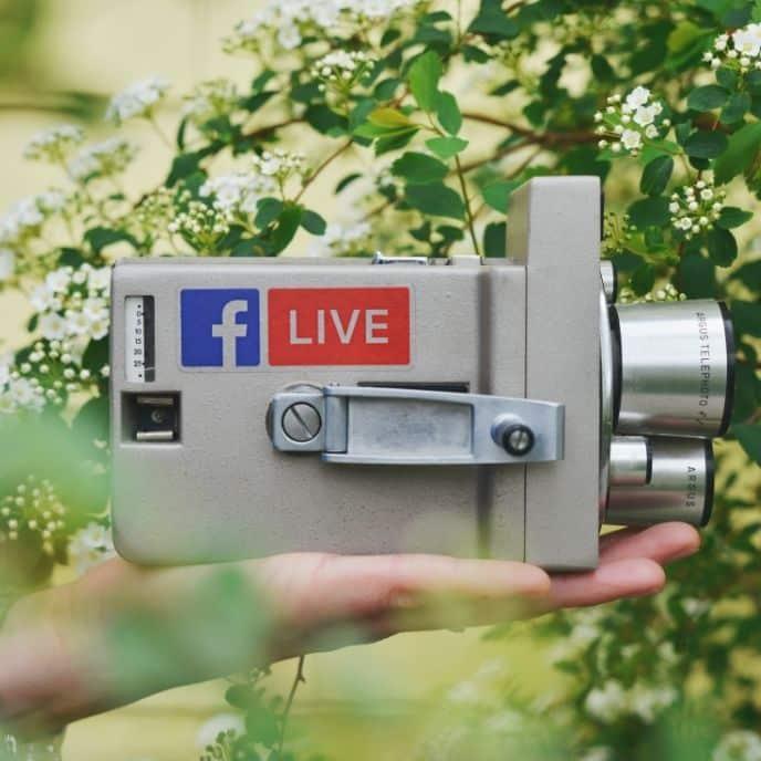 formation - animer un facebook live ou un webinaire