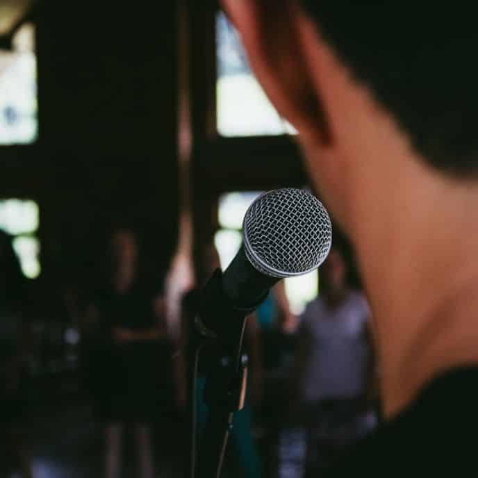 formation - prendre la parole en public